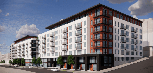 Trent Development, Tacoma, Rook, Brewery District
