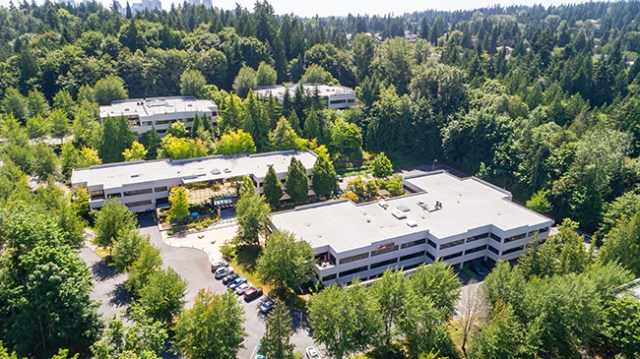 Kenned Wilson, Lake Washington Partners, Bellevue, Corporate Campus East, CBRE, Newmark