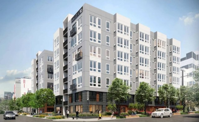 High Street Residential, Trammell Crow, Seattle, White/Peterman Properties, Corner 63, B+H