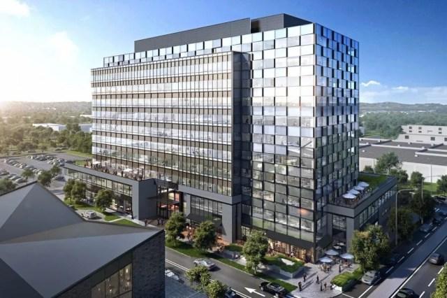Chatham Financial, Brookfield, Spring District, Facebook, Block 16, Block 24, GIX Building, Bellevue