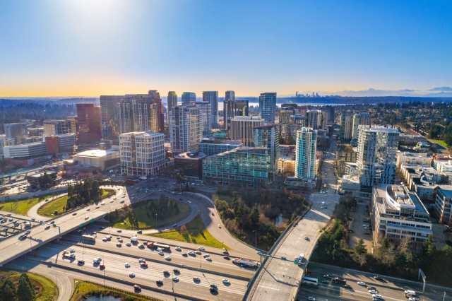 URD, John Su, Bellevue, Brio Apartments, Seattle