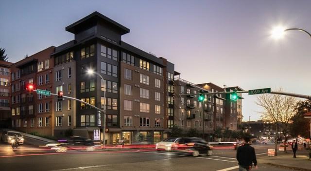 Oaktree Capital, Bellevue, Alamo Manhattan, Apartments at Main Place