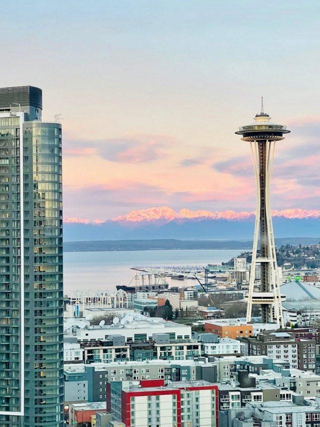 Seattle, Spire, Laconia Development, Vanke US, Parkworks