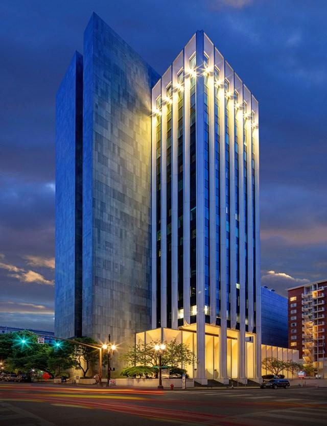 JLL, Melvin Mark Companies, Downtown Development Group, Portland, Union Bank Tower, Joint Trench, FTV Build, Hillsboro