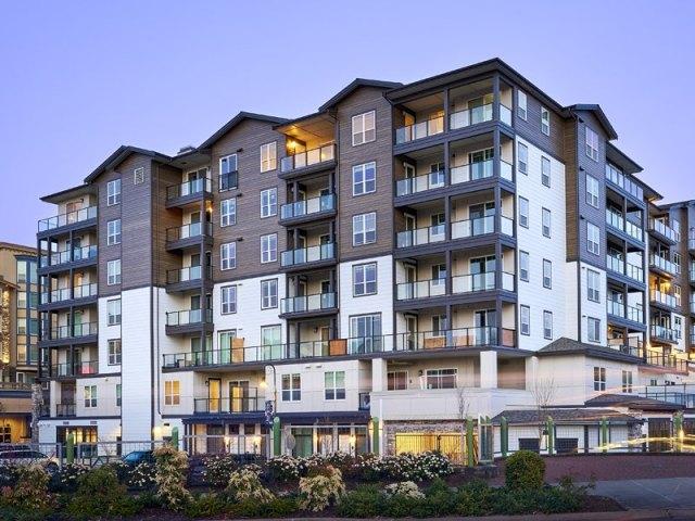 Village on Main Apartments Point Ruston Tacoma MG Properties JLL Loren McBride Cohen