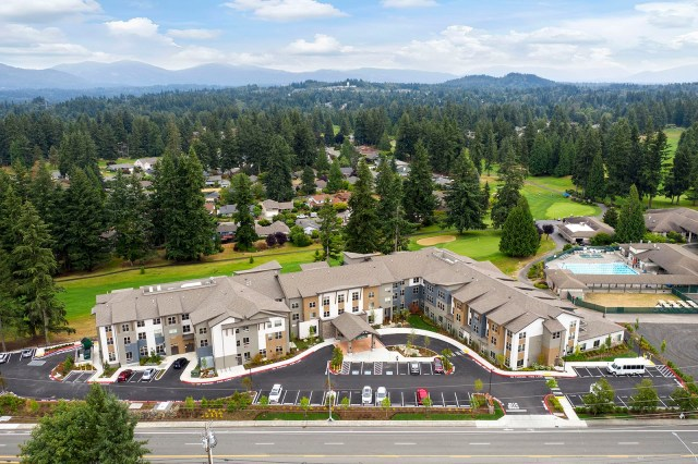 The Rush Companies, Fairwood Investors LLC, Village Concepts, Marathon Development, Renton, Village Concepts at Fairwood Assisted Living, Seattle