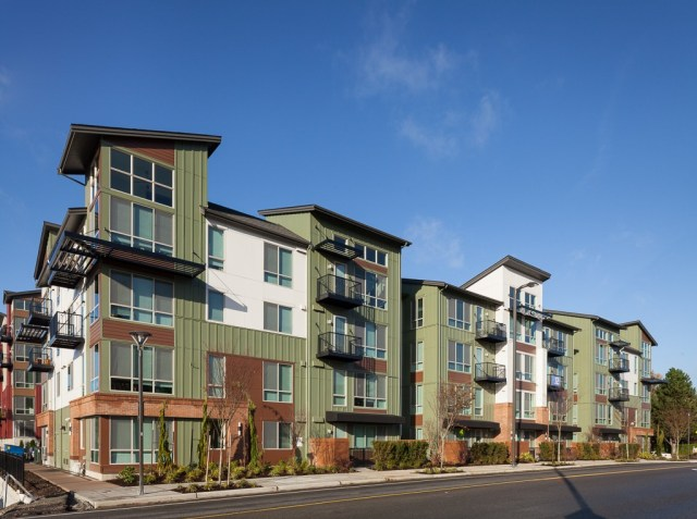 Greystar, Kenmore, Main Street Property Group, Seattle, The Spencer 68 Apartments,