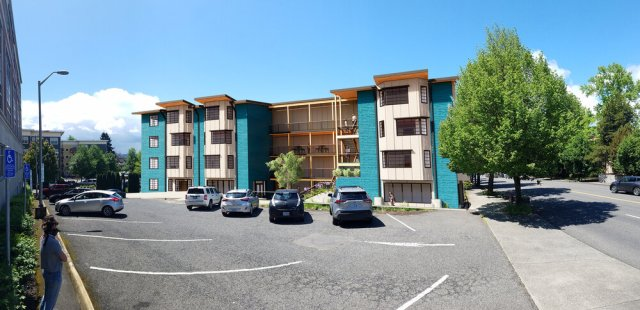 Annex Apartments Portland Catholic Charities of Oregon Sister City All Hands Architecture Truebeck