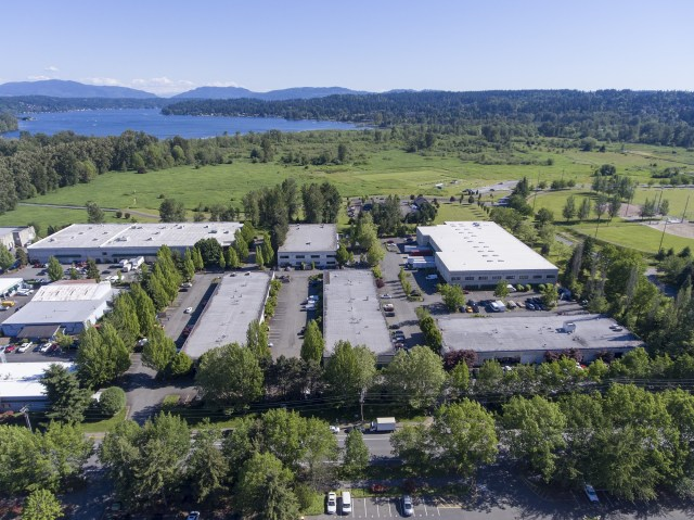 Evans Business Park, The Evans Company, Evans Wakefield, Redmond, Colliers, Compact Information Systems