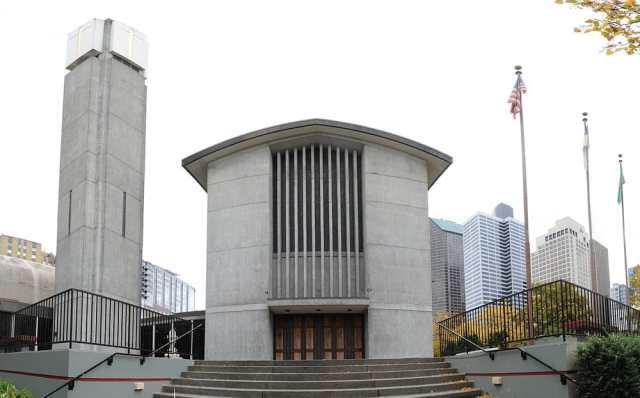 Seattle, First Presbyterian Church, CBRE, GGLO