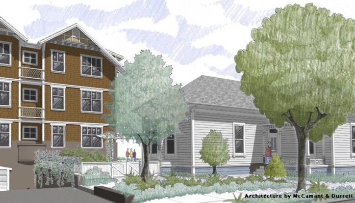 Mountain View cohousing The Registry real estate