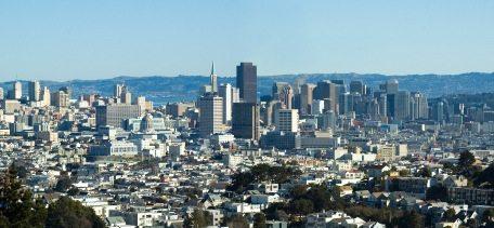San Francisco skyline The Registry real estate copy