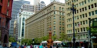 Atlas Hospitality Group, California Hotel Sales Survey, Northern California, San Francisco, Alameda County, InterContinental, Sonoma County, Oakland, Marriott City Center,
