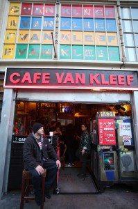 Cafe Van Kleef Oakland real estate The Registry