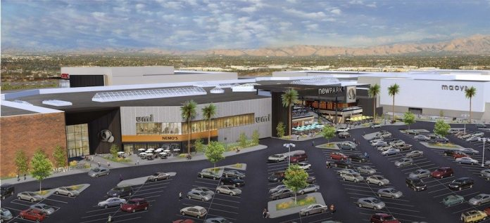 Rouse Properties, Newark, East Bay, NewPark Mall, ELS Architecture, Bay Area real estate, retail new, San Francisco real estate