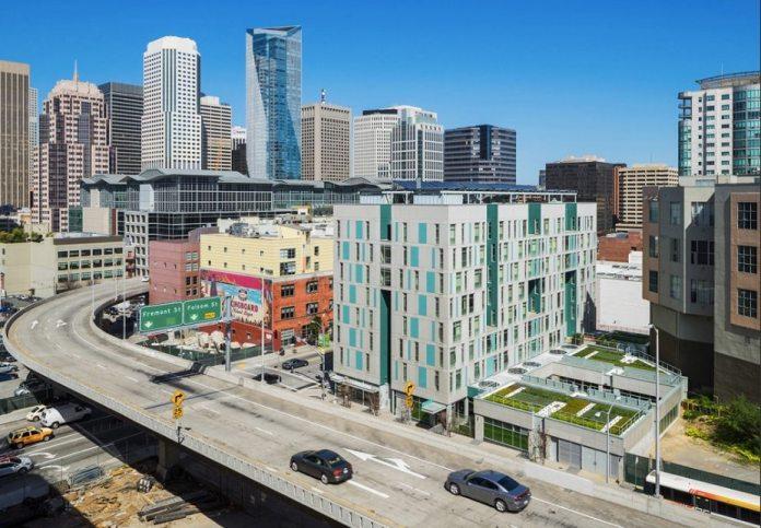 San Francisco, Rene Cazenave Apartments, Transbay, SoMa, South of Market, Community Housing Partnership, BRIDGE Housing, San Francisco real estate, Bay Area