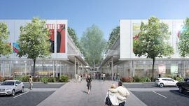 Renzo Piano, San Ramon,Sunset Development Company , BCV Architects, Commercial Real Estate News