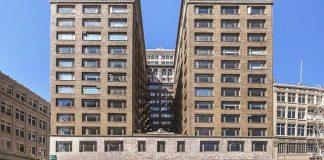 Latham Square Building, Oakland, NKF Capital Markets, Bentall Kennedy, Ridge Capital Investors, Contrarian Capital Management, Telegraph Avenue