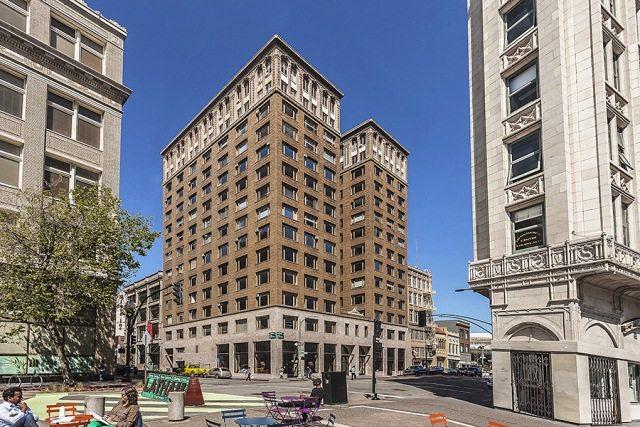 Sansome Street Advisors, San Francisco, Latham Square, Oakland, Ridge Capital Investors, Contrarian Capital Management, Bentall Kennedy, CBRE