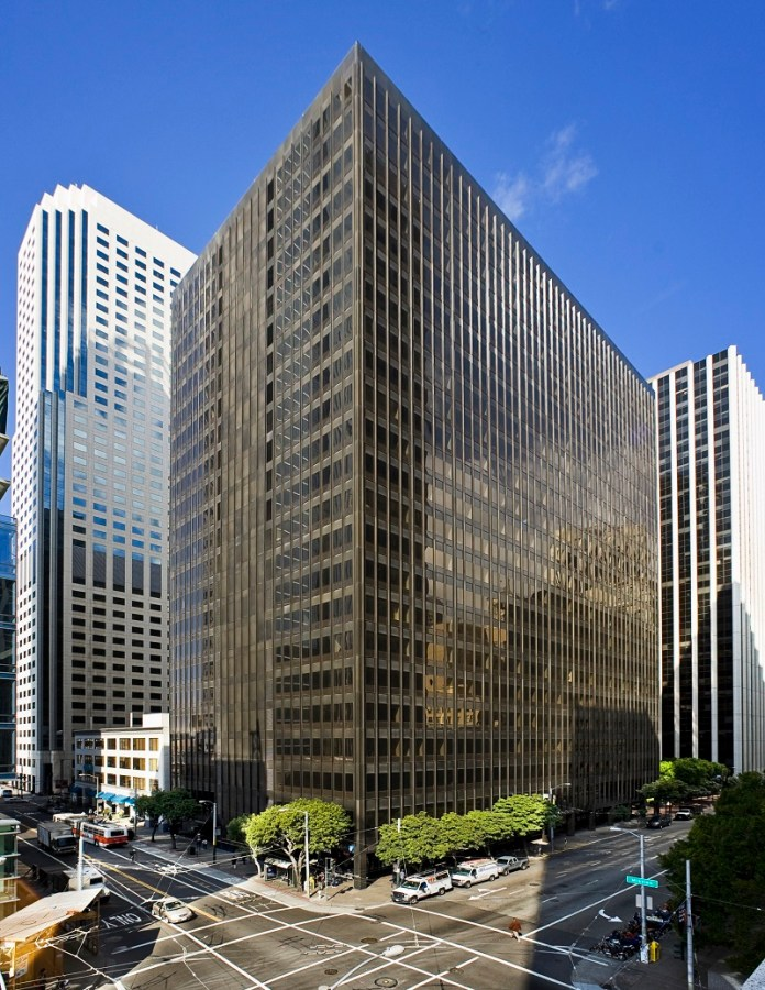 The Rockefeller Group Investment Management Corp., Real Capital Analytics, San Francisco, Commercial Real Estate News, The Paramount Group