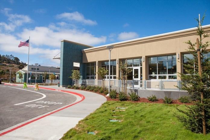 Marin Elementary School, CORTE MADERA, Quattrocchi Kwok Architects, Larkspur-Corte Madera School District, The Cove School