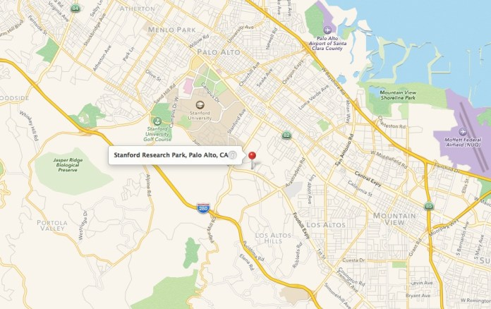 Stanford Research Park Palo Alto real estate The Registry