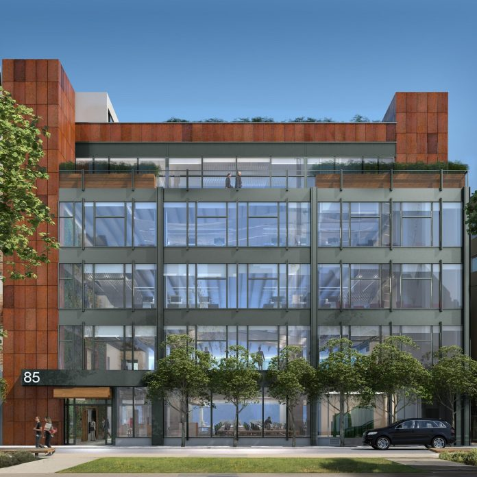 Bluxome Partners, San Francisco, SoMa, Cushman & Wakefield, commercial real estate news