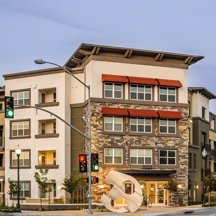 Sares Regis Group, San Mateo, Northern California, LEED Platinum certification, TCA Architects, Burlingame