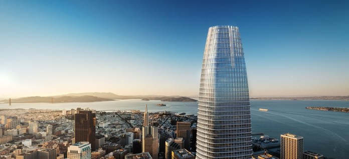 Salesforce Tower, Boston Properties, Atelier Crenn, Petit Crenn, Bar Crenn, Boutique Crenn, Crenn Dining Group, Retail West