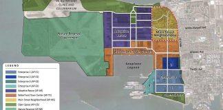 Alameda, Alameda Point Partners, Thompson Dorfman, srmErnst, Madison Marquette, Tricon Capital Group, Tableu Development, O2-blu, Eden Housing