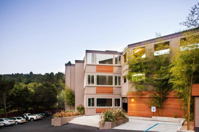 Colliers, multifamily, Casa Roja Apartments, Mill Valley, Marin County, Red Island Real Estate, Woodmont Companies