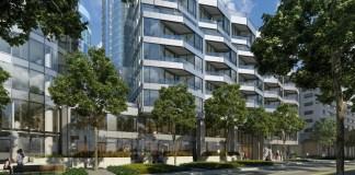 Lumina, San Francisco, commercial real estate news, Tishman Speyer, Transbay District, Soma, Northern California, Embarcadero