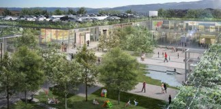 Bishop Ranch, San Ramon, City Center, Sunset Development Co., Renzo Piano, BCV Architects, East Bay, Bay Area, retail, mixed-use