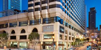 Hilton San Francisco, Union Square, Parc 55, Wyndham, Hilton Hotels, San Francisco hotel