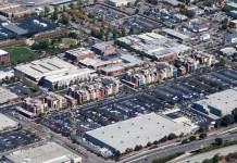 Emeryville, Bridgecourt Apartments, Bascom Group, Colliers International, CBRE, California Bank & Trust, Pixar Animation Studios