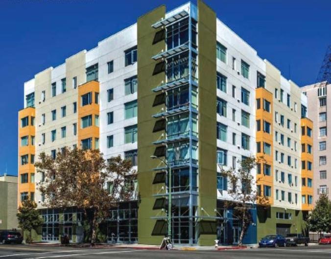 Jackson Courtyard Condominiums Oakland