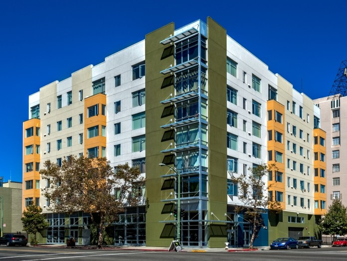Jackson Courtyard Condominiums, Marcus & Millichap, Oakland, residential real estate news