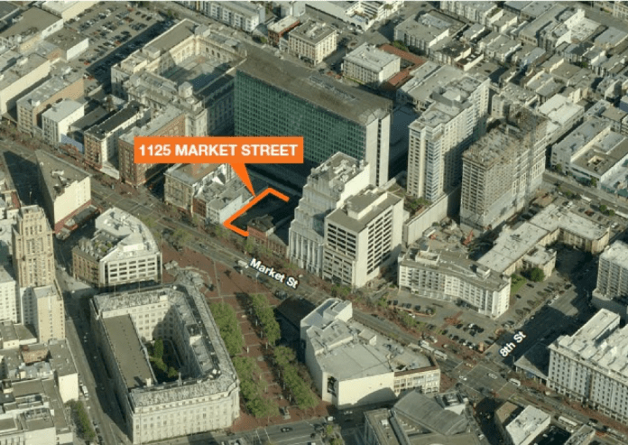 MacFarlane Partners, 1125 Market Street, San Francisco, Pacific Eagle Holdings Corporation, CBRE, Canadian Pension Plan Investment Board,