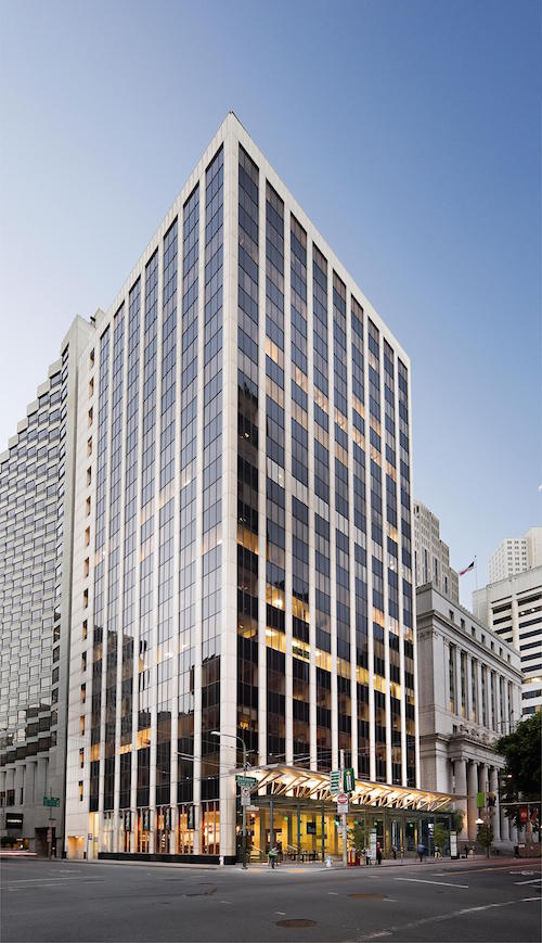 LaSalle, 450 Sansome, San Francisco, LaSalle Investment Management, ornerstone Real Estate Advisors, Orange County Employees Retirement System