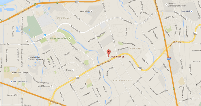 North First Street, North San Jose, San Jose, Vista Investment Group, 3100 North First Street, Menlo Equities, CBRE, Ellis Partners, Shorenstein