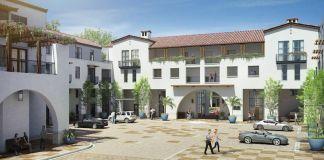 Sares Regis Group, Los Altos, SRGNC, Pritzker Realty Group, Colonnade, SRS Real Estate Partners