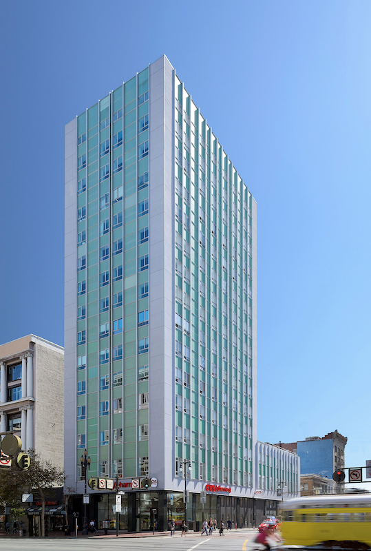 995 Market Street, David Hewes Building, San Francisco, Mid-Market, Columbia Pacific Advisors Long Market Property Partners, Newmark Cornish & Carey, WeWork