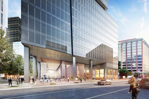 MetLife, Park Tower, Transbay, San Francisco, The John Buck Company, Golub Real Estate, Transbay Joint Powers Authority, JLL