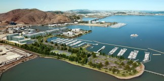 Greenland USA Landing at Oyster Point South San Francisco Shorenstein SKS Partners HCP BioMed Realty JLL life science office building