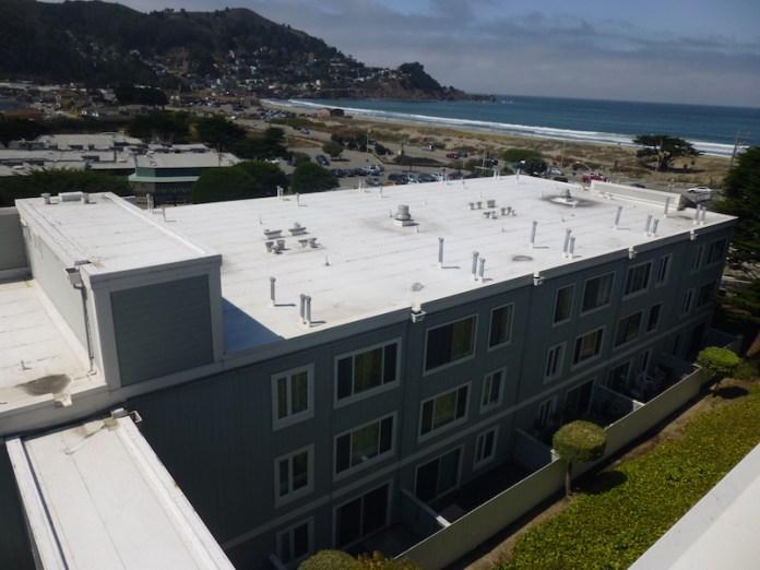 Ocean View apartments Pacifica Bridge Housing