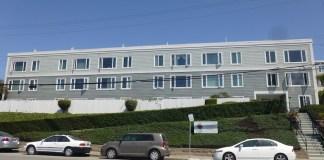 Ocean View Senior Apartments, Pacifica, National Church Residences, San Francisco, Bridge Housing, San Mateo, San Francisco Foundation