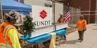 Sundt, San Jose State University, Campus Village Phase II, Solomon Cordwell Buenz
