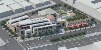 Palo Alto, Pearlmark, Silicon Valley, Bay Area, Greystone, Clara E. Chilcote Trust, College Terrace Centre, J.P. Morgan Chase