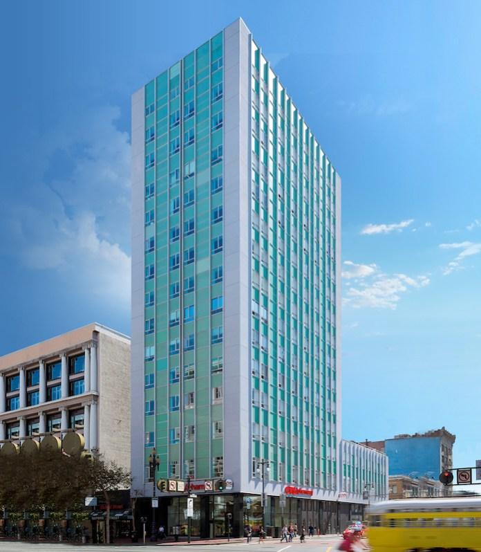 Bridgeton Holdings, San Francisco, Mid-Market, Long Market Property Partners, Columbia Pacific Advisors, NGKF Capital Markets, Newmark Cornish & Carey