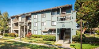Walker & Dunlop, Hayward, Bay Area, Freddie Mac, The Bridge Apartments, Phoenix Realty Group, Intercontinental Real Estate Corporation